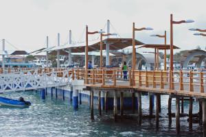 Puerto Ayora, Santa Cruz / Municipal Dock